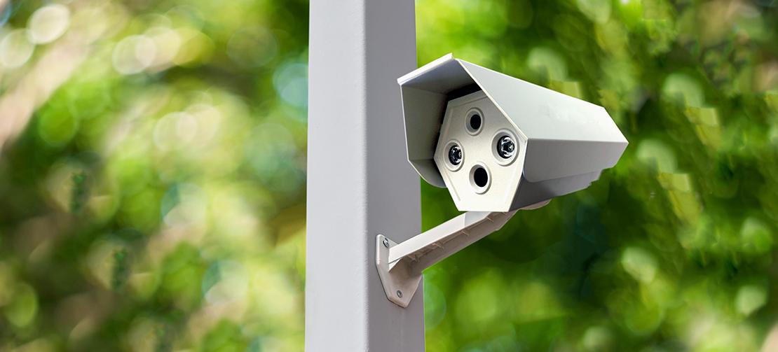 SightLogix SightSensor Smart Thermal Camera Banner